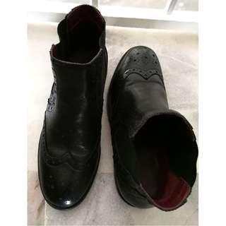 Mens Obermain shoe/Hi-cut/Boots/kasut lelaki