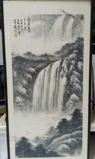Chinese Painting160 x 80