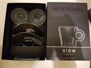 nespresso View Collection espresso cup