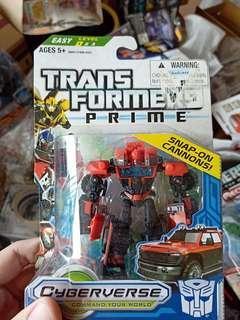 Transformers prime cyberverse Ironhide