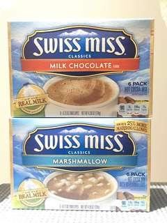 Swiss Miss chocolate drink