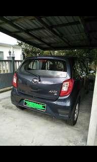 Axia 1.0 car for rental kereta sewa kuala lumpur