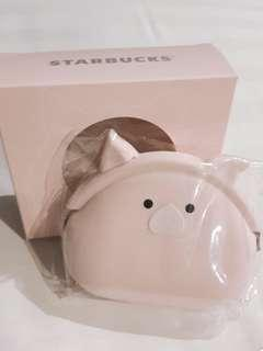 LIMITED ! STARBUCKS PIGGY POUCH 2019