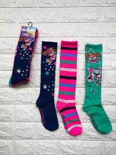 🚚 BN Paw Patrol Long socks leggings