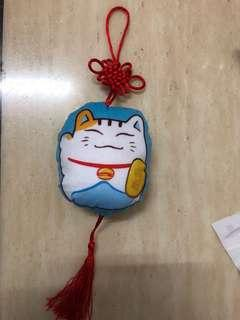 Fortune cat Chinese New Year decoration wealth