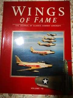 Wings of fame volume 10