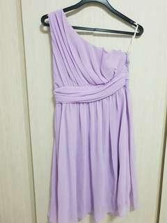 Purple Love Bonito Tango Dress