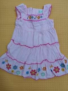 Blessing girl dress