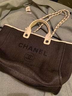 Chanel超大環保袋