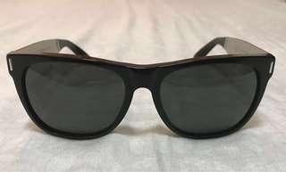 SUPER Classic Silver Francis Black ZEISS Sunglasses 太陽眼鏡
