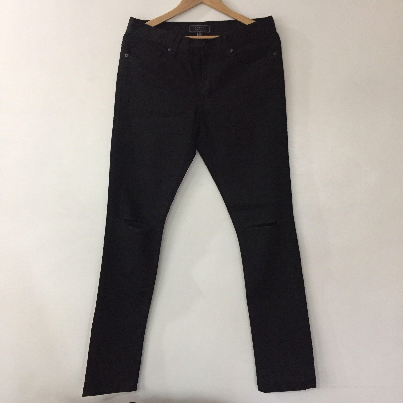 21 Men Black Denim Pants c77060cff