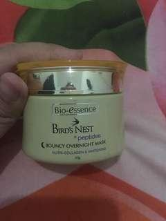Bio essence brids nest sleeping mask