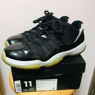 Air Jordan 11 Retro Low US 11 AJ11