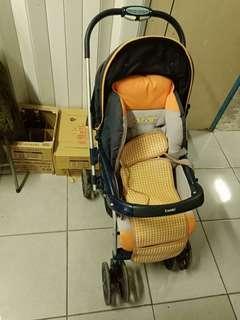🚚 好市多購入 嬰兒推車