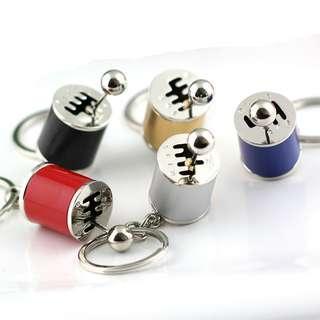 🚚 ✓ Instock Car Gear Stick Key Chain