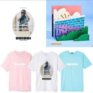 [PO] IU - Bbi Bbi shirt