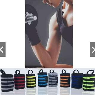 *Various Colors* Wrist Support / Gym Brace / Lifting Wrap