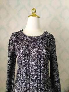 Multicolor Knit Sweater #JAN55