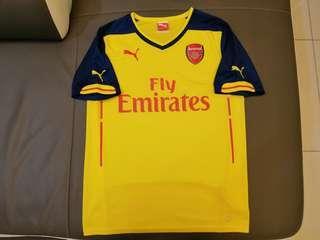 Original Puma Arsenal Away Jersey 14/15