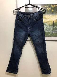 Kids Jeans Criss Cross Street wear Size 8