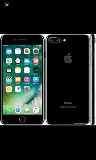🚚 Iphone 7 Plus Black 128GB