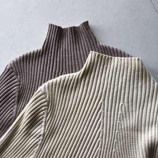 Ulzzang Knit Sweater Top