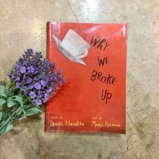 Why We Broke Up bu Daniel Handler