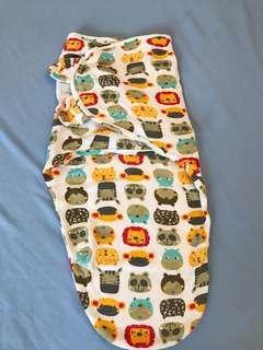 Sawddle 兒童包巾/初生嬰兒包巾