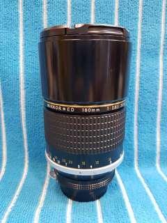 Nikon 180/2.8 Ais
