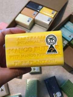 Australian Botanical Soap - Mango Butter