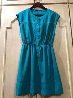 Maldita Aqua Dress