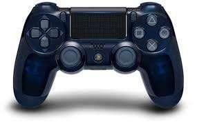 全新PlayStation®4 5億台紀念限定版手制