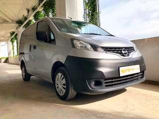 Nissan NV200 1.6 Manual