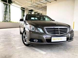 Mercedes-Benz E200 CGI BlueEfficiency Elegance Auto
