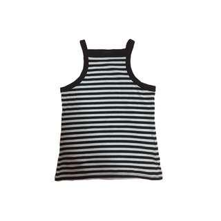 cotton on striped halter top