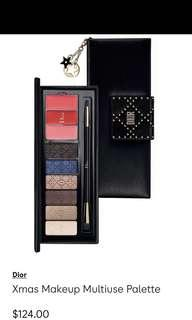 Dior Xmas Makeup Palette New