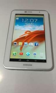 二手SAMSUNG 三星GALAXY Tab2 Tab 2 7吋 P3100 3G+WiFi