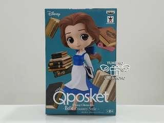 Q Posket - Disney Characters - Belle Country Style version A