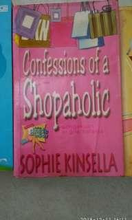 Confession of Shopsholic