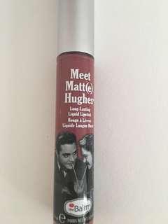 The balm - meet matt(e) hughes liquid lipstick (charming)