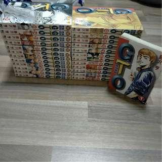 Great Teacher Onizuka GTO 麻辣教师 1-25 [Complete] Chinese Manga [漫画] from Tong Li by 藤澤亨 for $50!