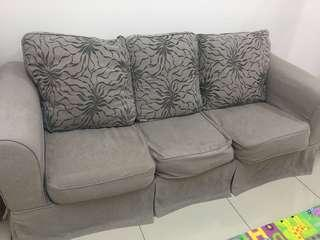 Sofa 3 Seater #JAN55