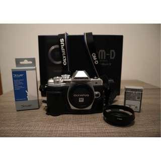 Olympus EM10 Mark III Mirrorless Camera (Body Only) 行貨有單