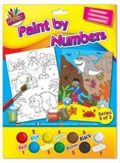 Artbox Paint By Numbers Kids Edition