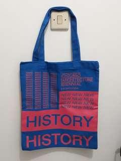Totebag: Chicago Architecture Beinnial