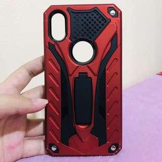iPHONE X ARMOR CASE W/ RINGSTAND