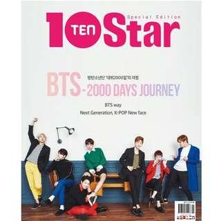 BTS 10 star special edition