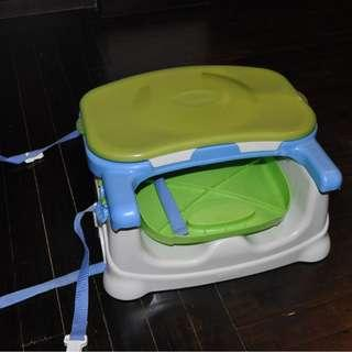 Fisher Price Portable Booster seat/high chair