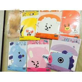 Bt21 stationary