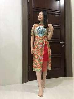 Royal Collier Qipao